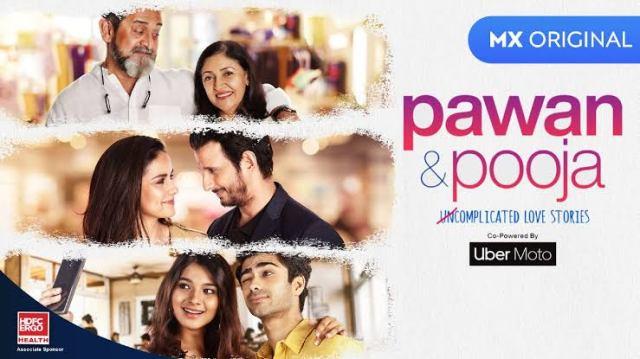 Pawan and Pooja