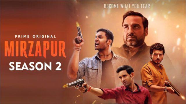 Mirzapur 2: All Episodes Are Now Streaming On Amazon Prime Video