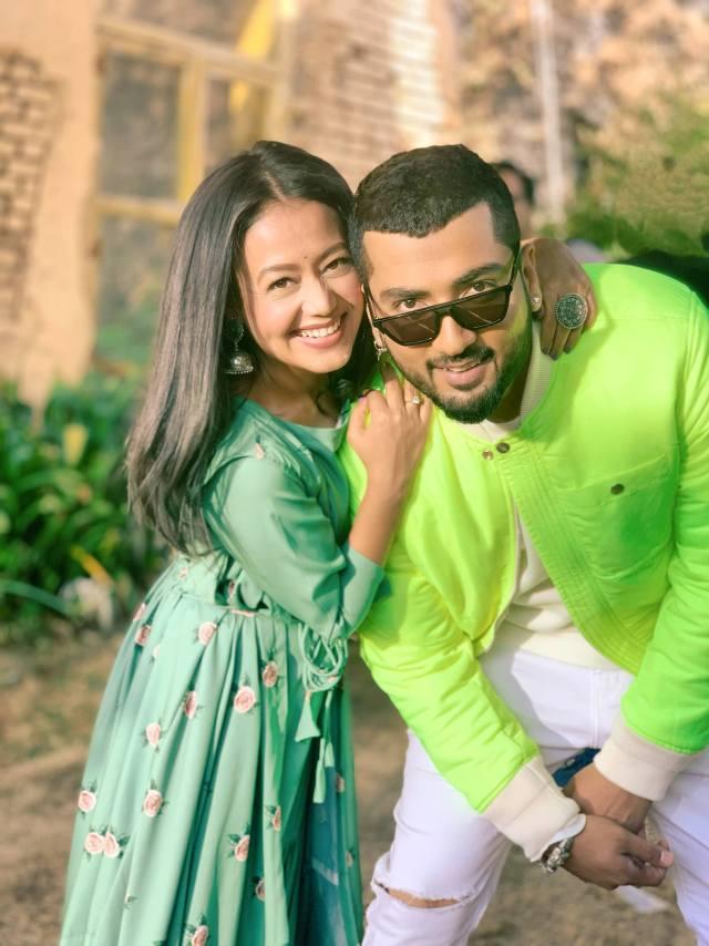Neha Kakkar and Jaani's Jinke Liye a heartbreak anthem