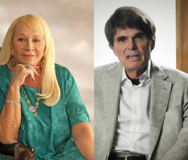 Sylvia Brown And Dean Koontz