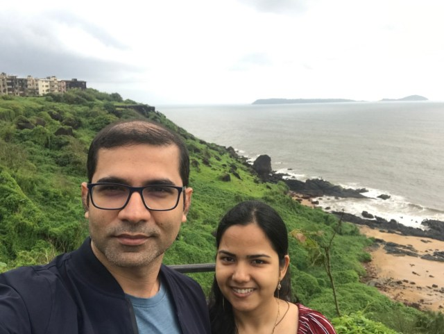 TVF Founder Arunabh Kumar and girlfriend Shruti Ranjan