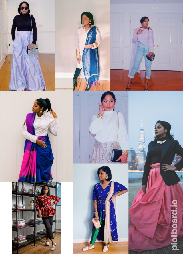 South Asian Fusion Style