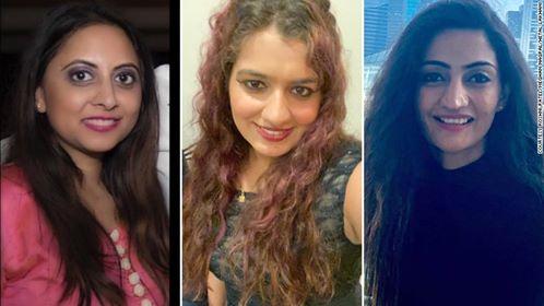 Roshni, Meghana, & Hetal- Shaadi.com