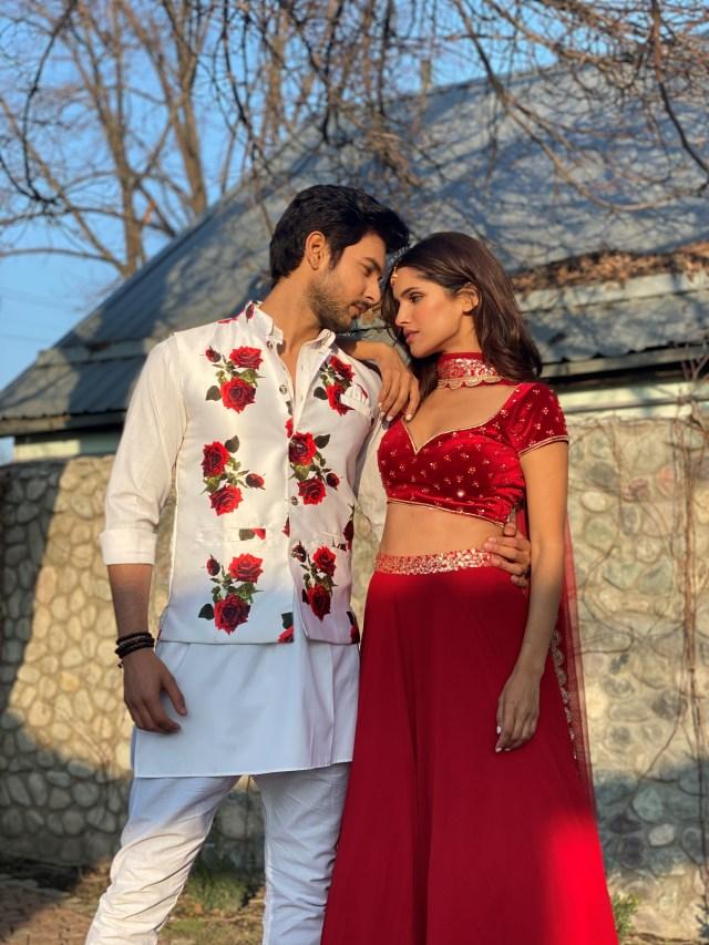 Shivin Narang and Vartika Singh