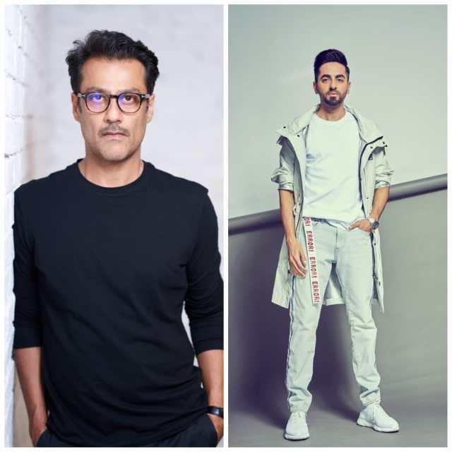 Abhishek Kapoor and Ayushmann Khurrana