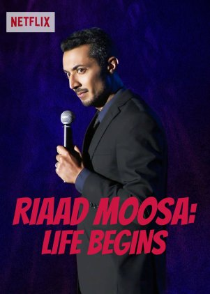 Exclusive: Riaad Moosa - Life Begins Comedy Special On Netflix