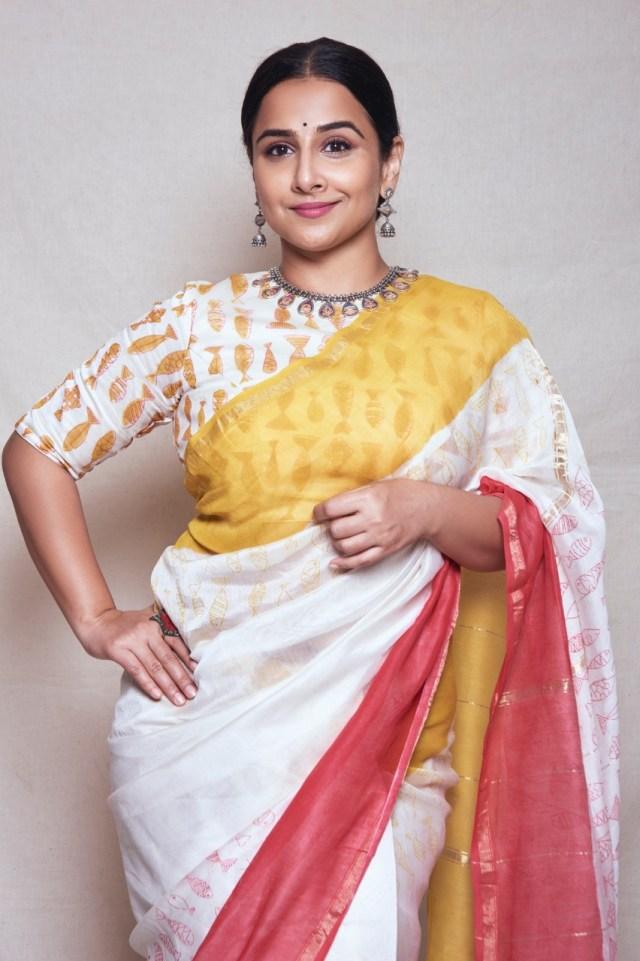 Vidya Balan to collaborate with Tumhari Sulu makers
