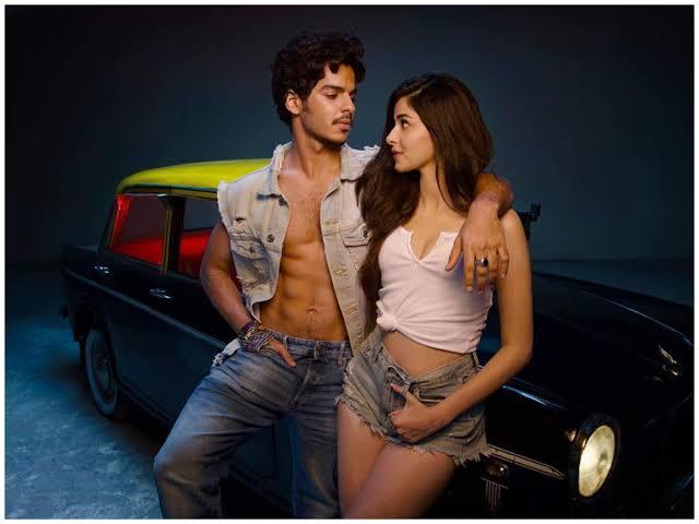 Ishaan Khatter and Ananya Panday