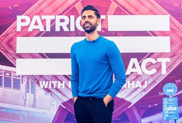 Hasan Minhaj Patriot Act