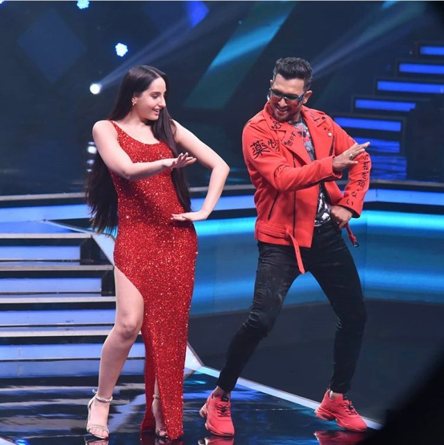 India's Best Dancer: Terence Lewis And Nora Fatehi Controversy