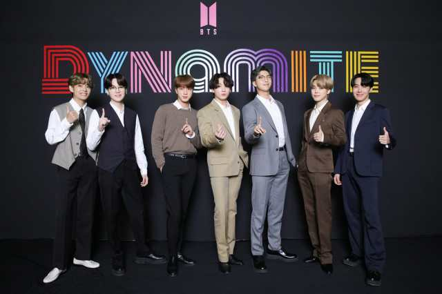 BTS' Dynamite: The Sparks Spread To India