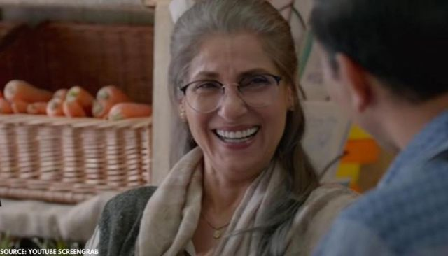 Exclusive Chat with Dimple Kapadia on Tenet!