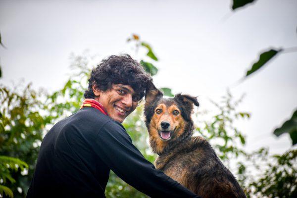 Ashish Joshi, the man who saved over 200 dogs