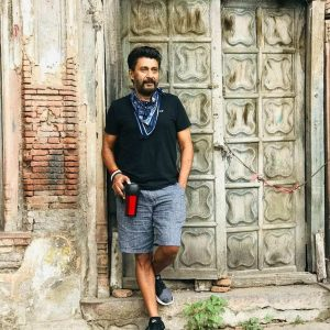 Director Vivek Ranjan Agnihotri in Bhopal