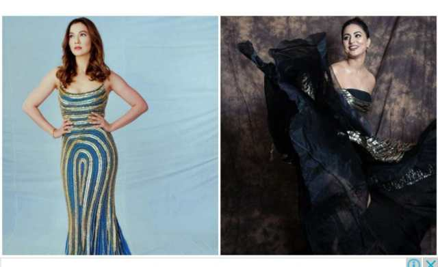 Bigg Boss 14: Gauahar Khan Vs Hina Khan Fashion Face Off