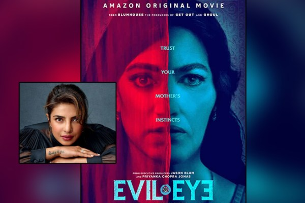 Priyanka Chopra Jonas' New Project Evil Eye Out On Prime Video
