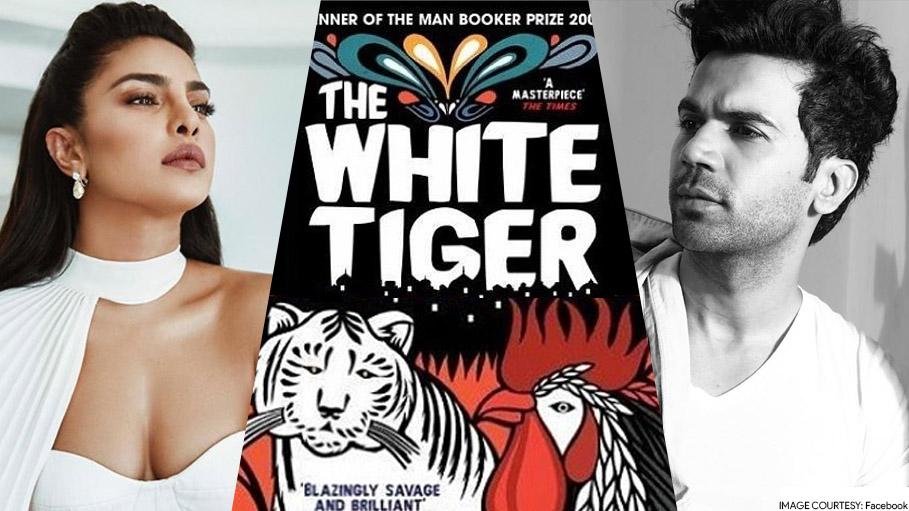 Priyanka Chopra & Rajkummar Rao's First Look From The White Tiger