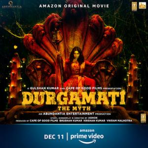 'Durgamati' Trailer: Bhumi Pednekar's