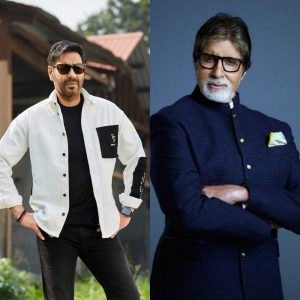 Ajay Devgn To Direct Amitabh Bachchan