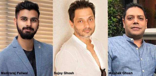 Miraj, Avma & Sujoy Ghosh Partner For Multiple Films