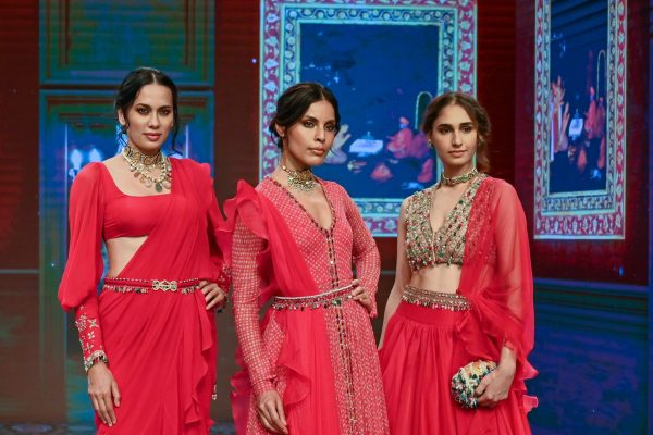 Ridhi Mehra's new collection Reflections at Lakme