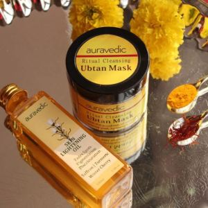 These Ubtan based products will have you celebrate Diwali all year round!