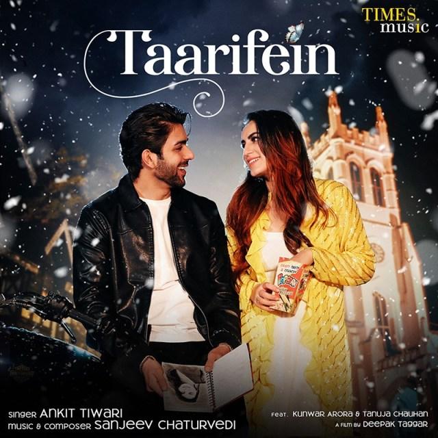 Ankit Tiwari's New Romantic Single 'Taarifein' Will Tug At Your Heartstrings!