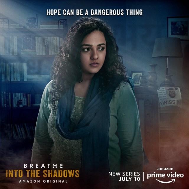 Nithya Menen in Breathe Into The Shadows