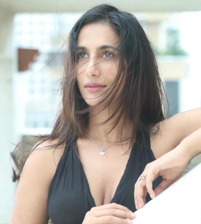 Sneha Namanandi shoots for a new song with T-series sung by Jubin Nautiyal