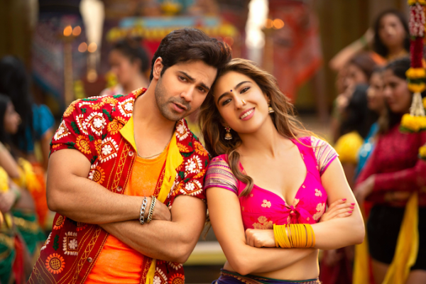 Sara Ali Khan And Varun Dhawan Opens Up About Their Film Coolie No. 1