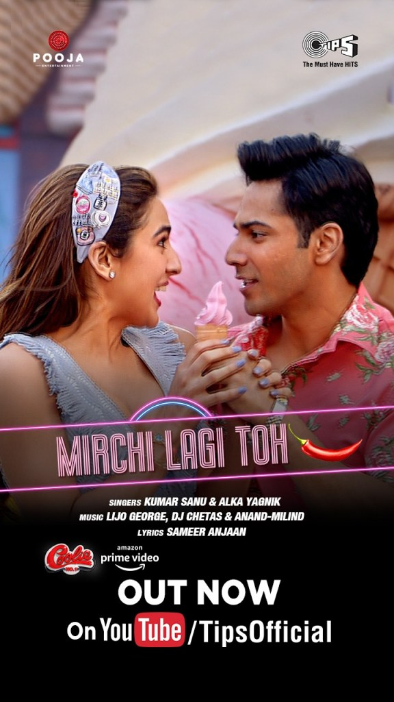 """Tips Music's """"Mirchi Lagi Toh"""" is a spicier version of the golden track of the 90s"""
