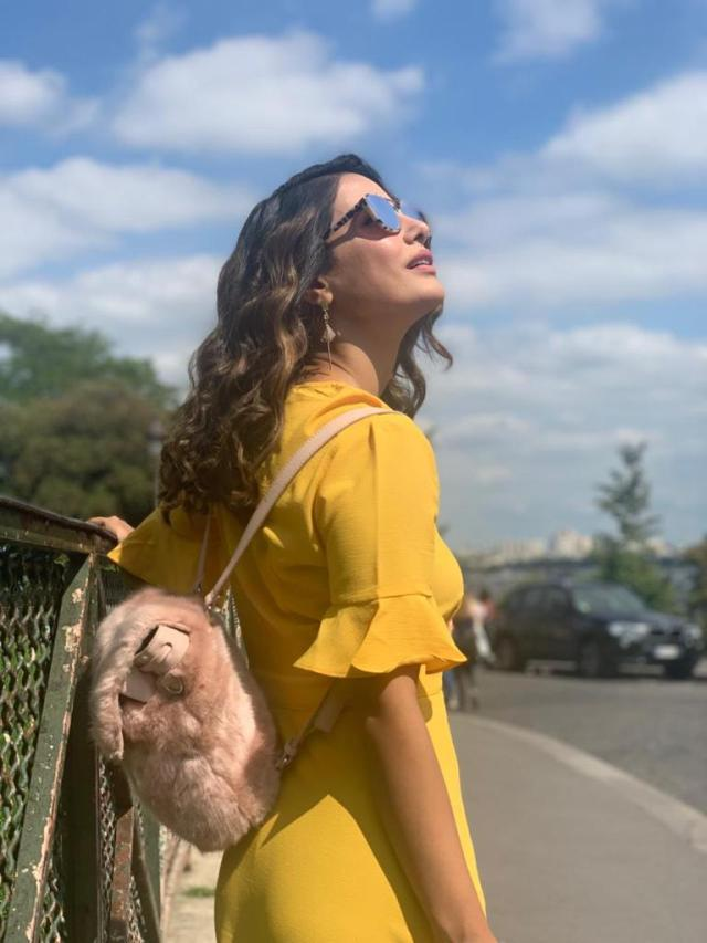Hina Khan Says She Is Similar To Her Character Shalini From Her Upcoming Film Wishlist