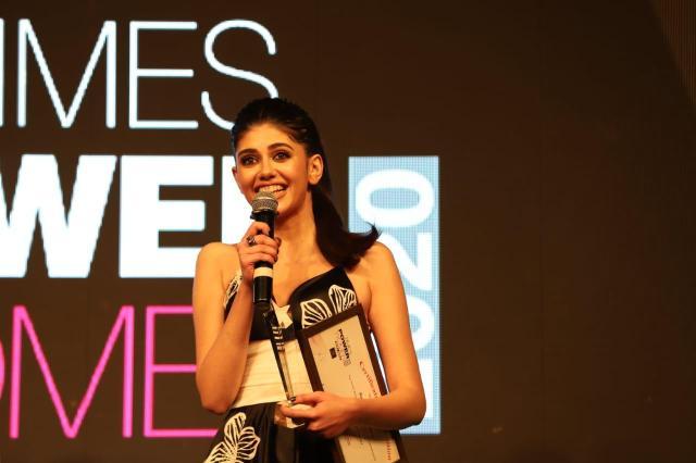 Sanjana Sanghi bags Woman Debutant Performer Of The Year