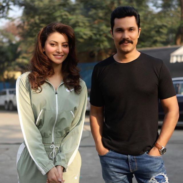 "Urvashi Rautela opens up about her character for her upcoming ""Inspector Avinash"""