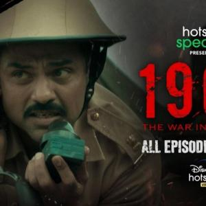 First Look Of Abhay Deol Starrer 1962: The War In The Hills Out Now!!