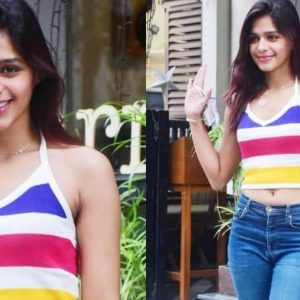 Pranati Rai Prakash spotted in Bandra looking uber-cool in casuals
