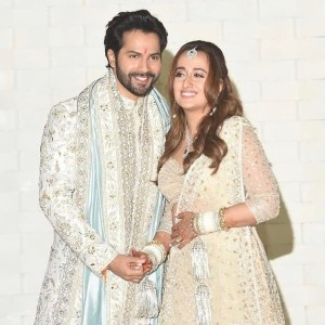 Viral: All The Pics From Varun Dhawan-Natasha Dalal's Wedding