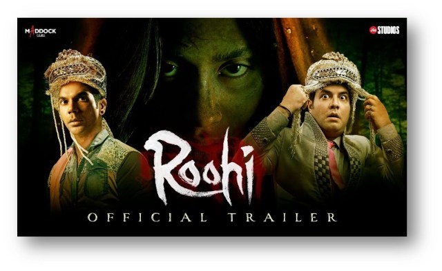 Janhvi Kapoor turns into Roohi on THIS date