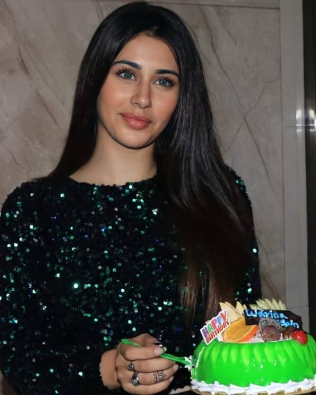 Warina Hussain visited orphanage kids to celebrate her 22nd birthday