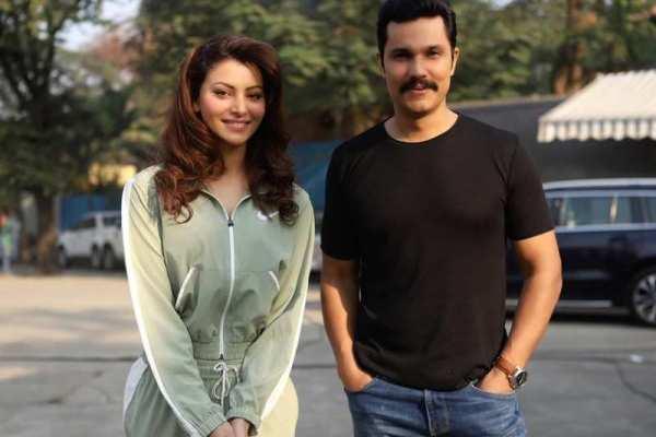 "Jio Studios ""Inspector Avinash"" starring Urvashi Rautela and Randeep Hooda reach Chambal for further shoot along with the team"