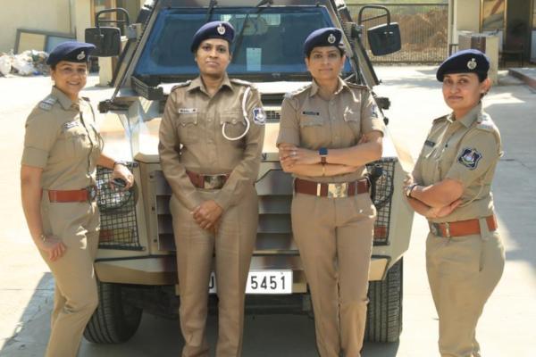 Gujrat's female super cops to shine onscreen