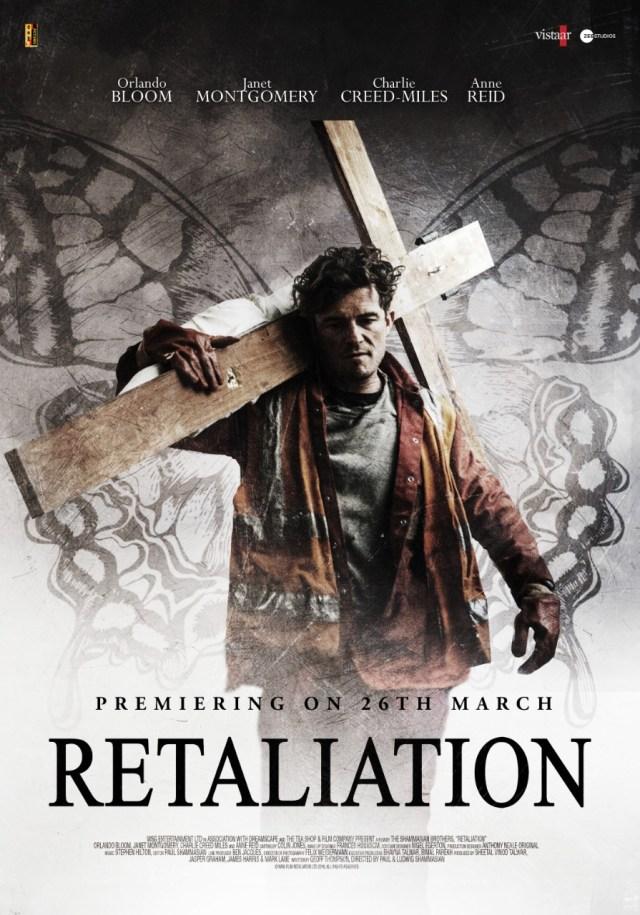 Zee Studios International & Vistaar Entertainment Announce the Release Date for RETALIATION