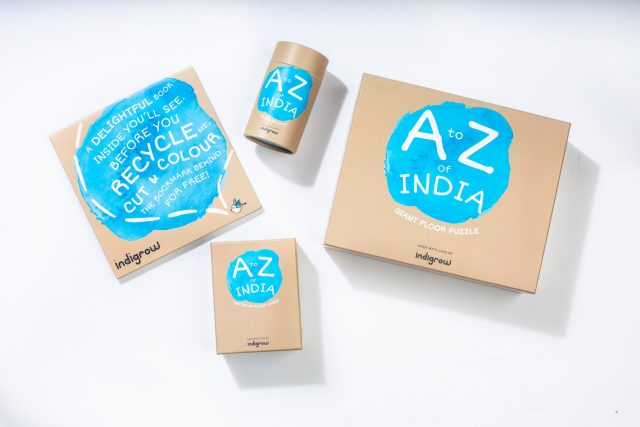 Indigrow - A-Z of India