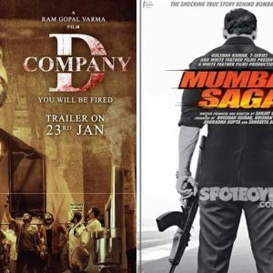 D Company Vs Mumbai Saga box office clash