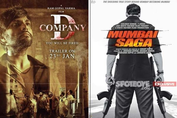 D Company Vs Mumbai Saga box office clash