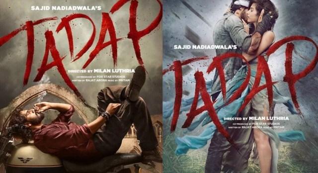 Ahan Shetty, Tara Sutaria Starrer 'Tadap' in Theatres on Sep 24