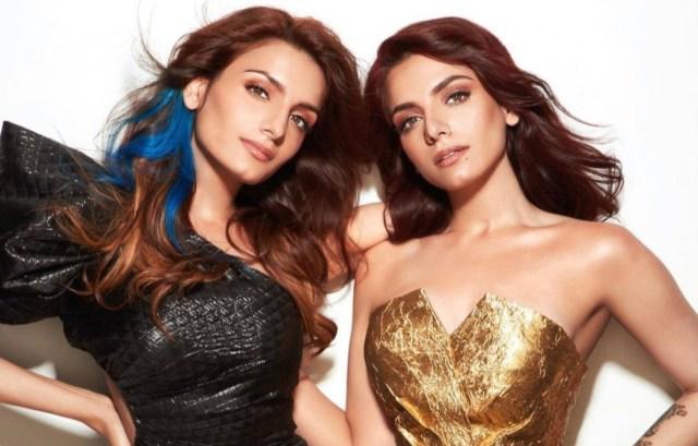Nari by Sukriti & Prakriti Kakkar makes trends at No 2 on the Global Billboard Charts!