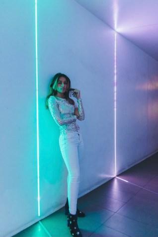 alyssa glowing