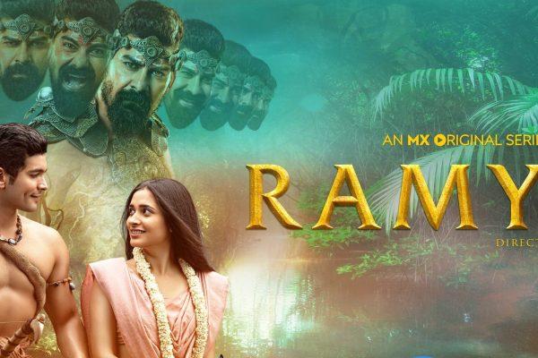 Trailer of the magnum-opus, MX Original Series 'Ramyug' is finally here!