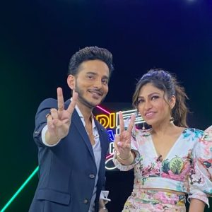 Witness the goofy and candid side of Tanishk Bagchi on Indie Hain Hum Season 2 with Tulsi Kumar